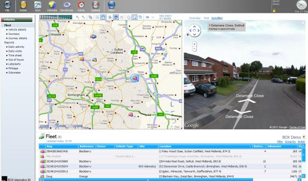 Vehicle Tracking Software | Interactive Communications